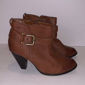 Like New Call it Spring Booties Size 9